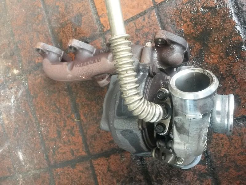 Turbolader HYUNDAI GETZ TB FLAIR COOL 1.5 CRDI VGT