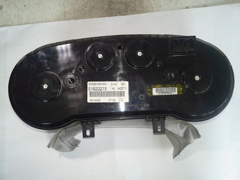Tachometer KombiinstrumentFIAT BRAVO II (198) 1.4