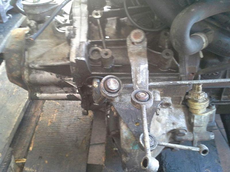 getriebe (schaltung) getriebe peugeot 206 schrÄgheck (2a/c) 1.9 d