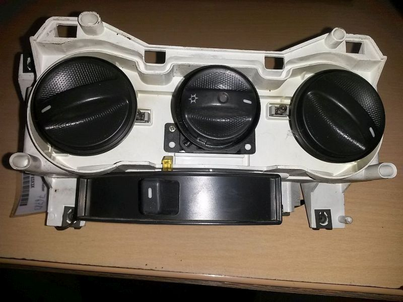 Bedienelement, Klimaanlage  FIAT PUNTO (188) 1.2 16V 80 HLX 59 KW
