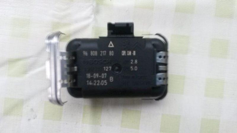 Steuergerät Regensensor  CITROEN C4 PICASSO (UD_) 1.6 HDI 80 KW