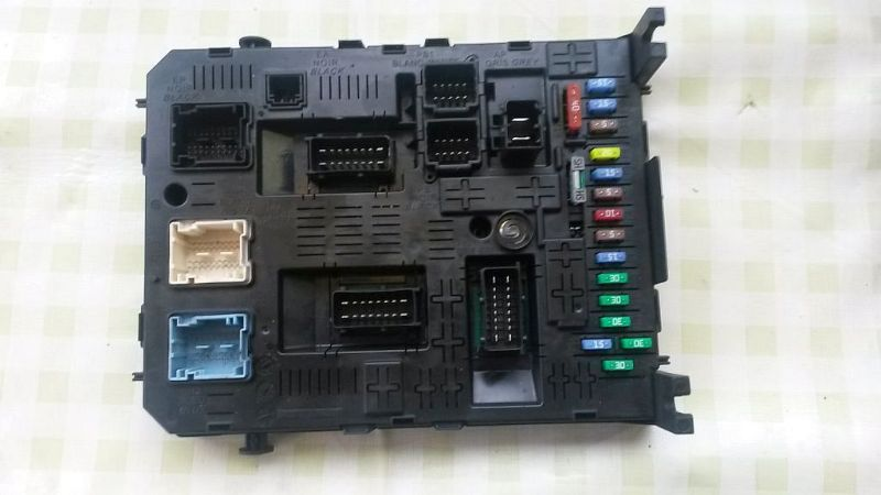 Sicherungskasten  CITROEN C4 PICASSO (UD_) 1.6 HDI 80 KW
