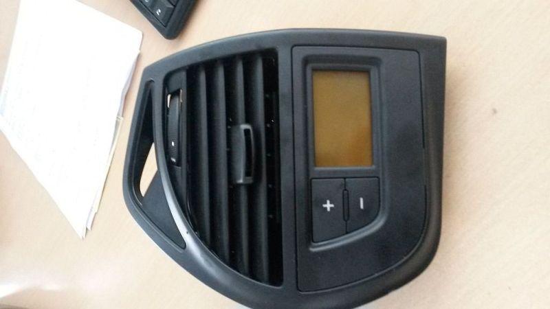 Bedienelement, Klimaanlage  CITROEN C4 PICASSO (UD_) 1.6 HDI 80 KW