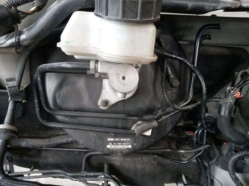 Bremskraftverstärker  FORD FOCUS II KOMBI DA3 1.6 TDCI TREND 80 KW