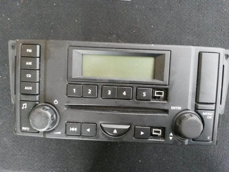 CD-Radio  LAND ROVER FREELANDER 2 FA 2.2 TD4 TYP LF 112 KW