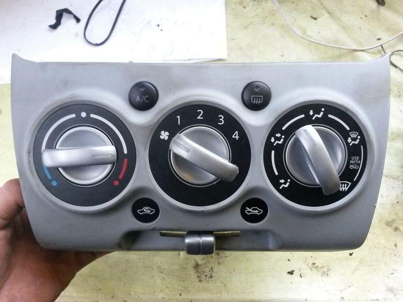 Bedienelement, Klimaanlage  SUZUKI ALTO V (GF) 1.0 50 KW