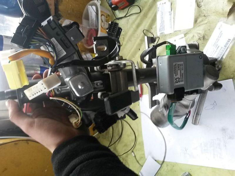 Servopumpe elektrisch unterstützte Servopumpe SUZUKI ALTO V (GF) 1.0 50 KW