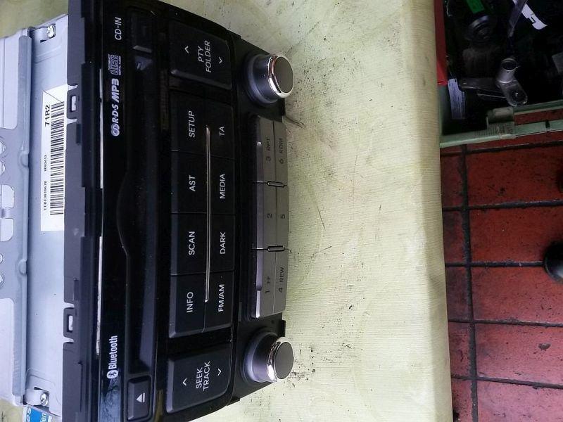 CD-Radio  HYUNDAI I20 (PB, PBT) 1.25 LIFE GO 63 KW