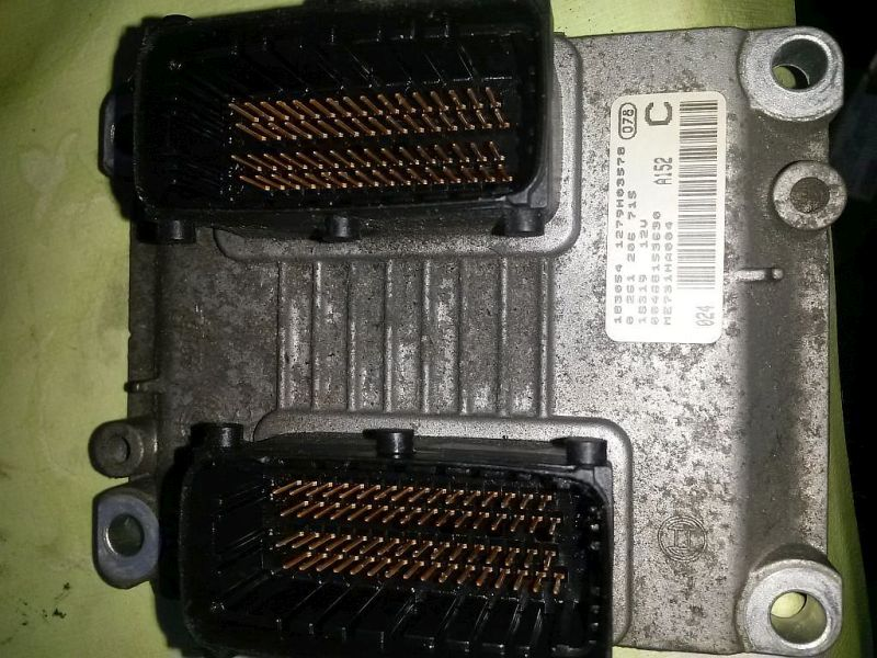 Steuergerät Motor Steuergeräte Satz ALFA ROMEO 147 (937) 1.6 16V T.SPARK 88 KW