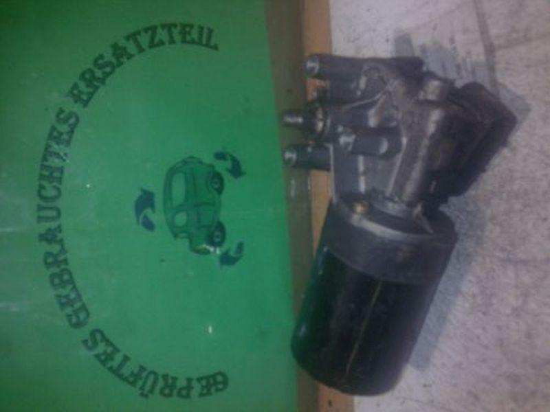 Wischermotor vorne OPEL ASTRA G COU./CABRIO AB 03/00