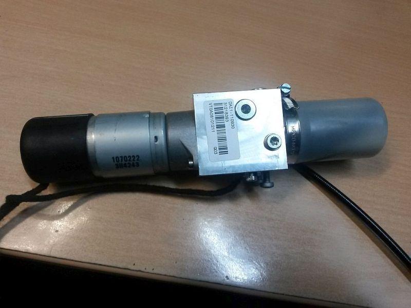 Hebezylinder für Hecktüre Schließzylinder für Hecktüre VOLVO V70 III D5 BW 136 KW