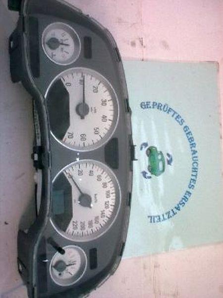 Kombiinstrumente tachometerOPEL ASTRA G COU./CABRIO AB 03/00