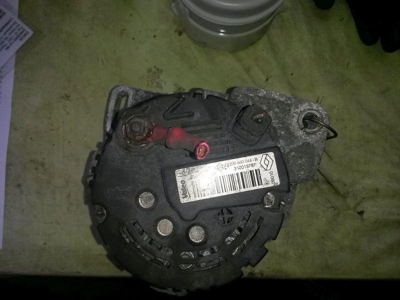 Lichtmaschine  DACIA SANDERO 1.2 16V 55 KW
