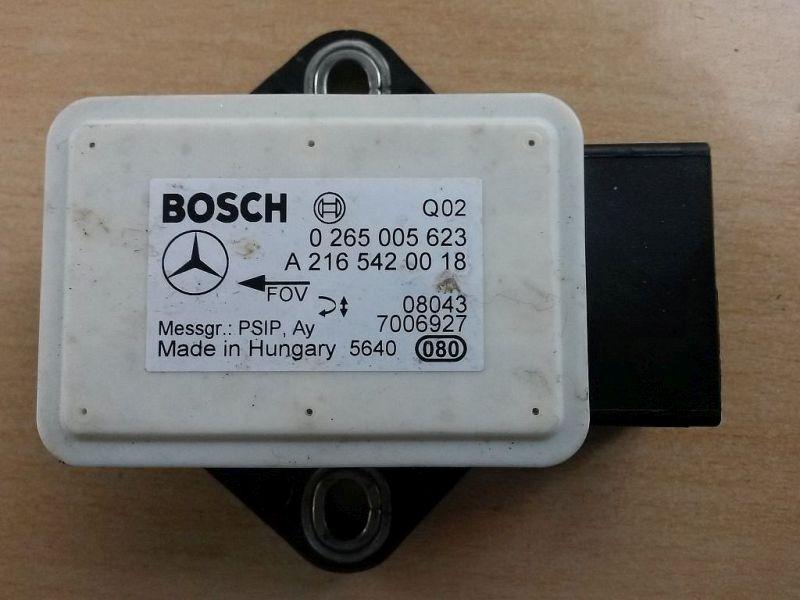 ESP Sensor  MERCEDES-BENZ A-KLASSE (W169) A 150 70 KW