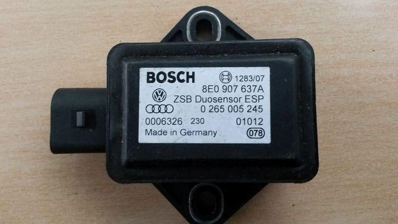 ESP Sensor ESP Duosensor AUDI A6 (4F2) 2.0 TDI 103 KW
