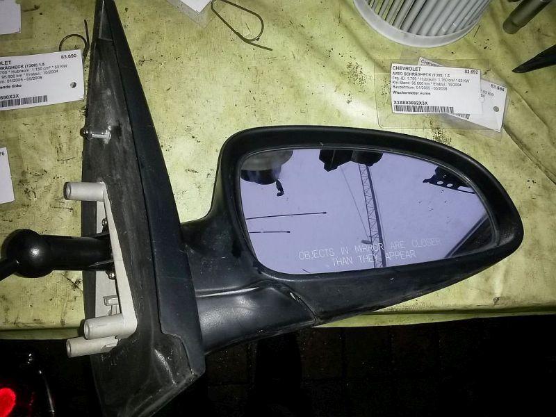 Außenspiegel mechanisch Standard rechts Außenspiegel rechts CHEVROLET AVEO SCHRÄGHECK (T200) 1.5 53 KW