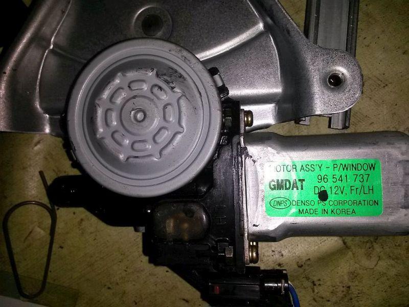 Motor Fensterheber links vorn  CHEVROLET AVEO SCHRÄGHECK (T200) 1.5 53 KW