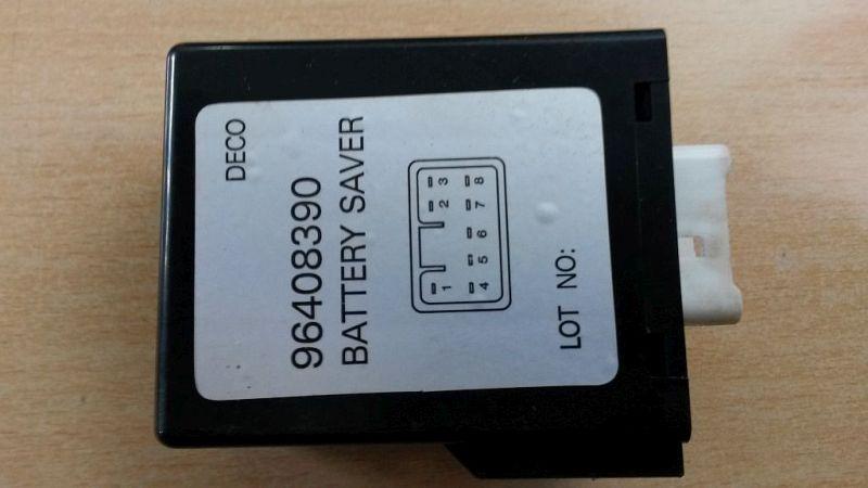Steuergerät Battery Saver DAEWOO KALOS (KLAS) 1.2 53 KW