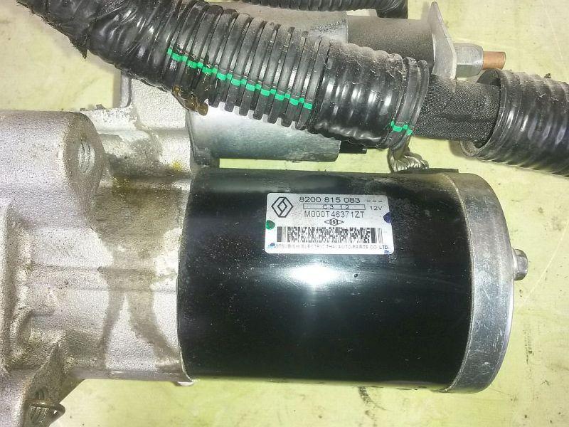 Anlasser Starter DACIA DOKKER 1.6 MPV 61 KW