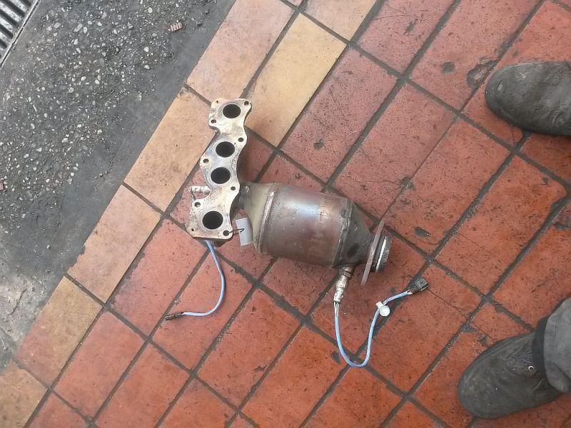 Katalysator (geregelt)  DACIA DOKKER 1.6 MPV 61 KW