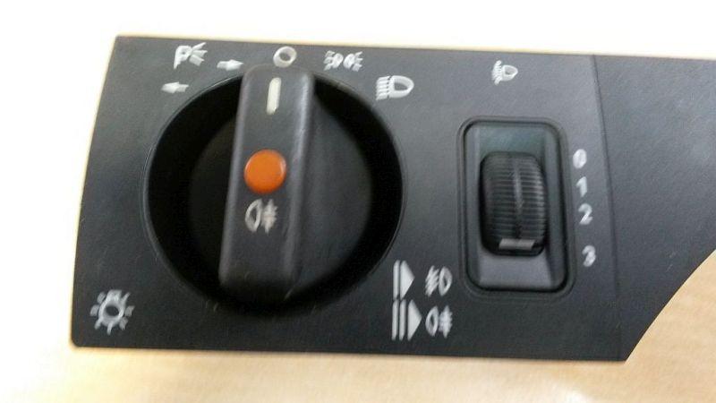 Schalter Licht  MERCEDES-BENZ C-KLASSE (W202) C 220 CDI 92 KW