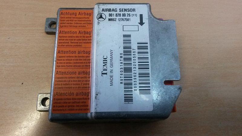 Steuergerät Airbag  MERCEDES-BENZ E-KLASSE (W210) E 220 D 70 KW