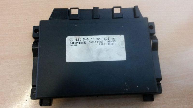 Steuergerät Getriebe  MERCEDES-BENZ E-KLASSE (W210) E 220 D 70 KW