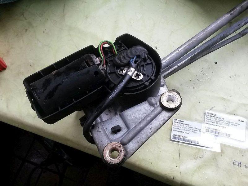 Wischermotor vorne  PEUGEOT 306 BREAK 2.0 HDI 90 66 KW
