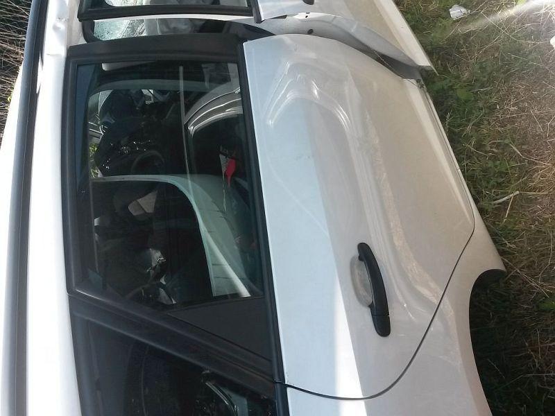 Tür rechts hinten  SEAT IBIZA KOMBI ST (6J8) 1.2 51 KW