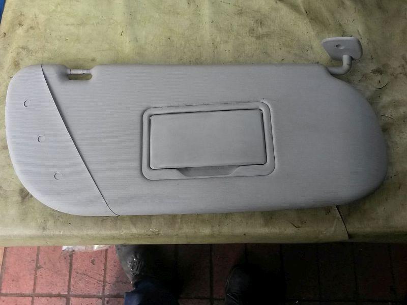 Sonnenblende rechts  SEAT ALHAMBRA (7V8, 7V9) 1.8 T 20V 110 KW