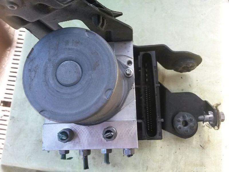 Bremsaggregat ABS  RENAULT SCENIC II (JM0/1_) 1.5 DCI 76 KW