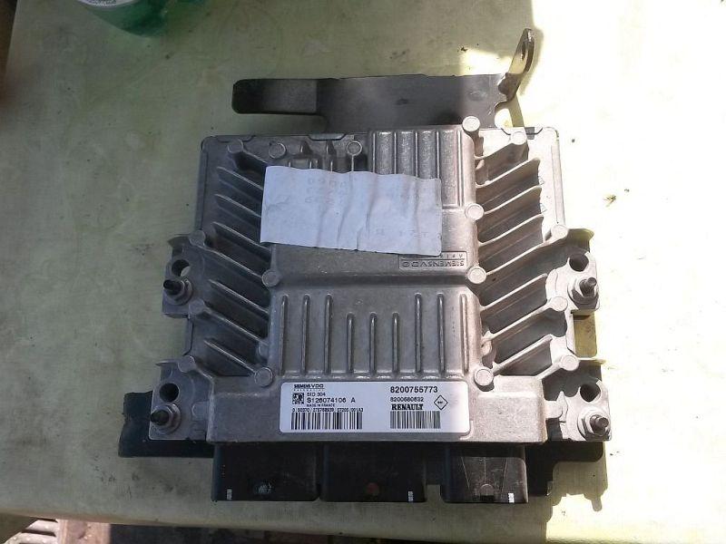 Steuergerät Motor Steuergerätesatz RENAULT SCENIC II (JM0/1_) 1.5 DCI 76 KW