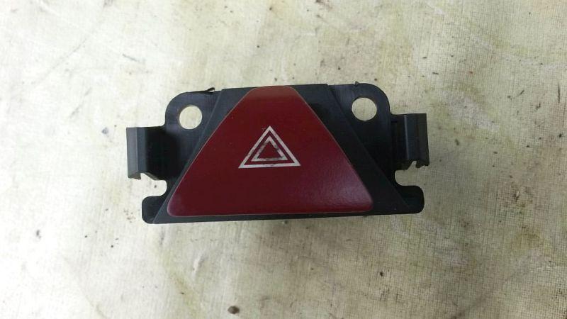 Schalter Warnblinker  PEUGEOT 307 2.0 HDI 90 BLACK & SILVER 5 TRG. 66 KW