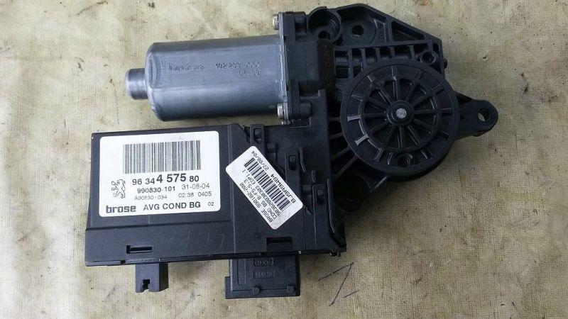Motor Fensterheber links vorn  PEUGEOT 307 2.0 HDI 90 BLACK & SILVER 5 TRG. 66 KW