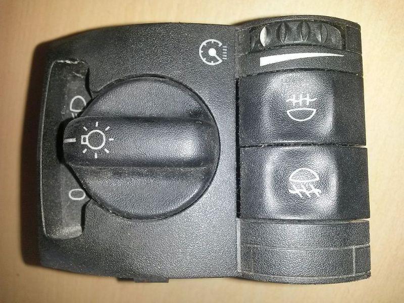 Schalter Licht  OPEL OMEGA B (25_, 26_, 27_) 2.0 16V 100 KW