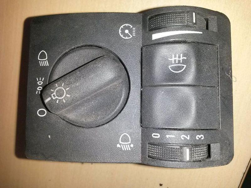 Schalter Licht  OPEL ASTRA G CC (F48_, F08_) 1.6 62 KW