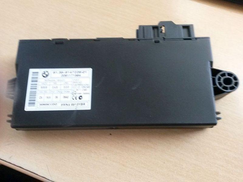 Steuergerät COMFORT CONTROL UNIT BMW 1 (E87) 116I 89 KW