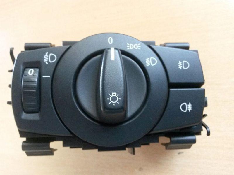 Schalter Licht mit Nebelscheinwerferfunktion BMW 1 (E87) 116I 89 KW