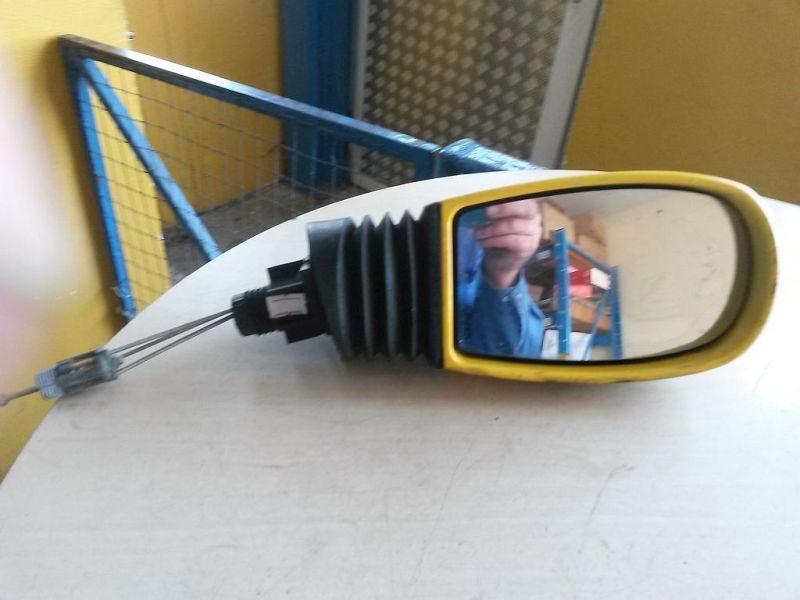 Außenspiegel mechanisch lackiert rechts  FIAT PUNTO (188) 1.2 16V 80 59 KW