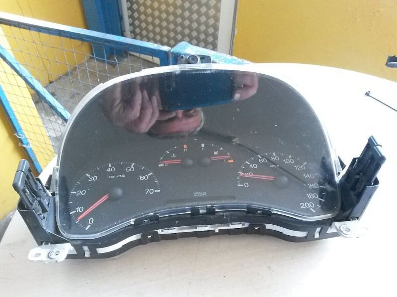 Tachometer Kombiinstrument FIAT PUNTO (188) 1.2 16V 80 59 KW