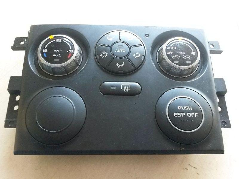 Bedienelement, Klimaanlage  SUZUKI GRAND VITARA II (JT) 1.6 78 KW