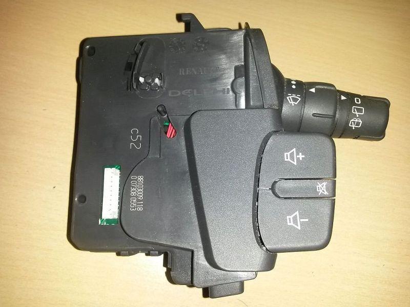 Schalter Wischer  RENAULT CLIO GRANDTOUR KR1FOH 1.5 DCI 63 KW