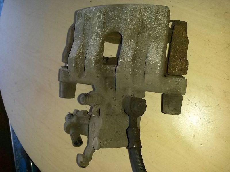 Bremssattel rechts hinten  OPEL VECTRA C 1.9 CDTI (VAUXHALL) 110 KW
