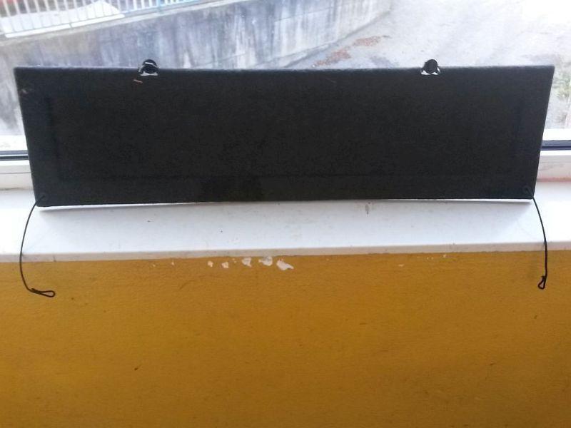 Hutablage Heckablage CITROEN C3 PLURIEL (HB_) 1.4 54 KW