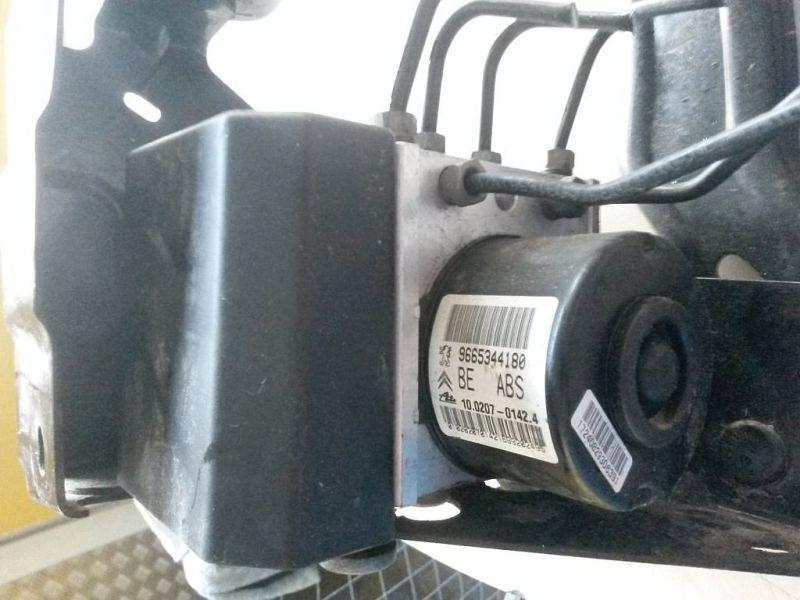 Bremsaggregat ABS  CITROEN C3 PLURIEL (HB_) 1.4 54 KW