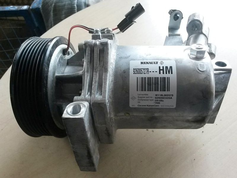 Klimakompressor  DACIA LODGY 1.6 SCE 115 SUPREME 75 KW