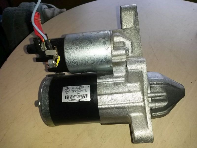 Anlasser Starter DACIA LODGY 1.6 SCE 115 SUPREME 75 KW