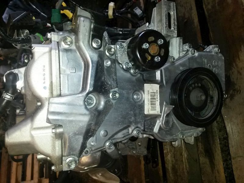 Motor ohne Anbauteile  DACIA LODGY 1.6 SCE 115 SUPREME 75 KW