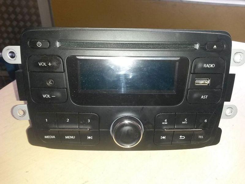 CD-Radio Radio CD MP3 DACIA LODGY 1.6 SCE 115 SUPREME 75 KW