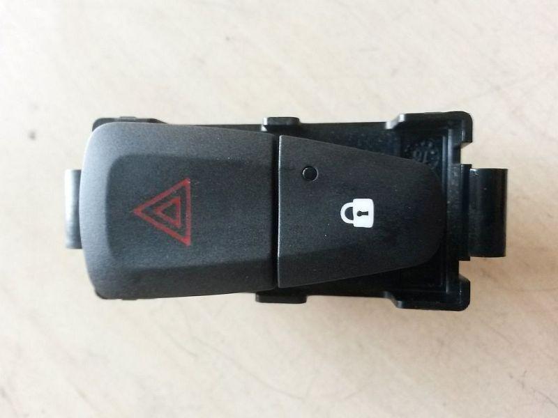 Schalter Warnblinker  DACIA LODGY 1.6 SCE 115 SUPREME 75 KW